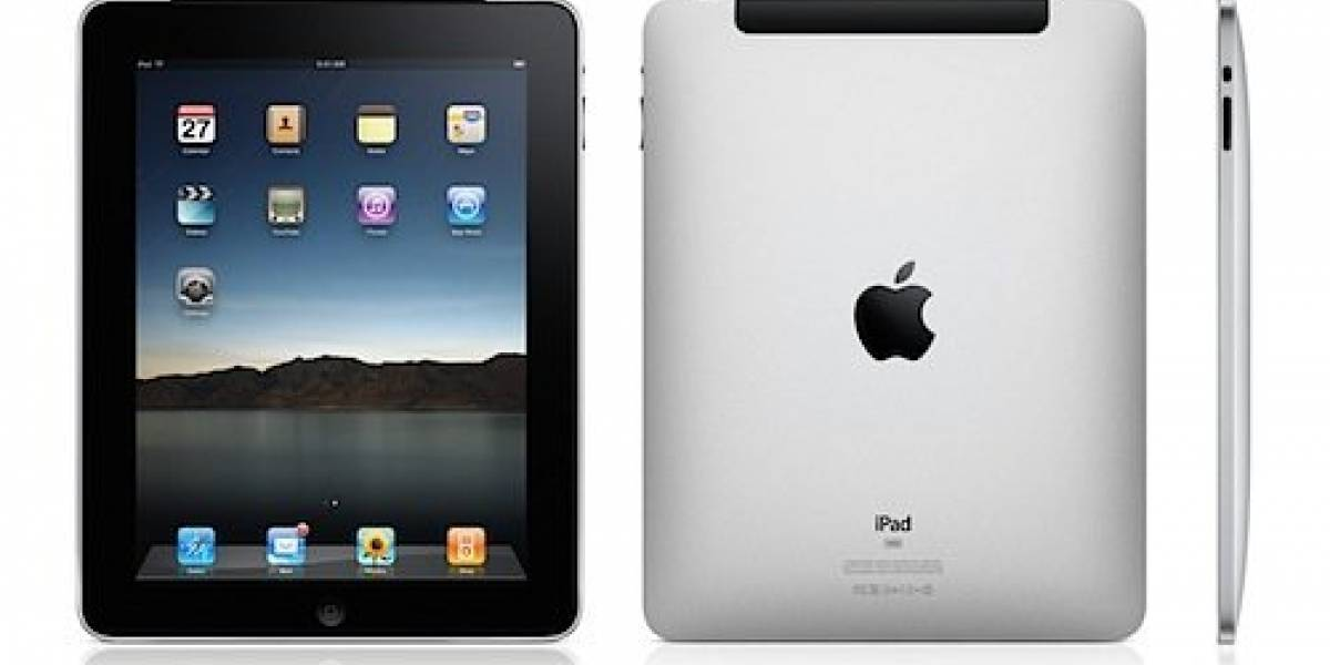 Confirman que iPad 2 tendrá 2 cámaras, se aleja posibilidad de USB