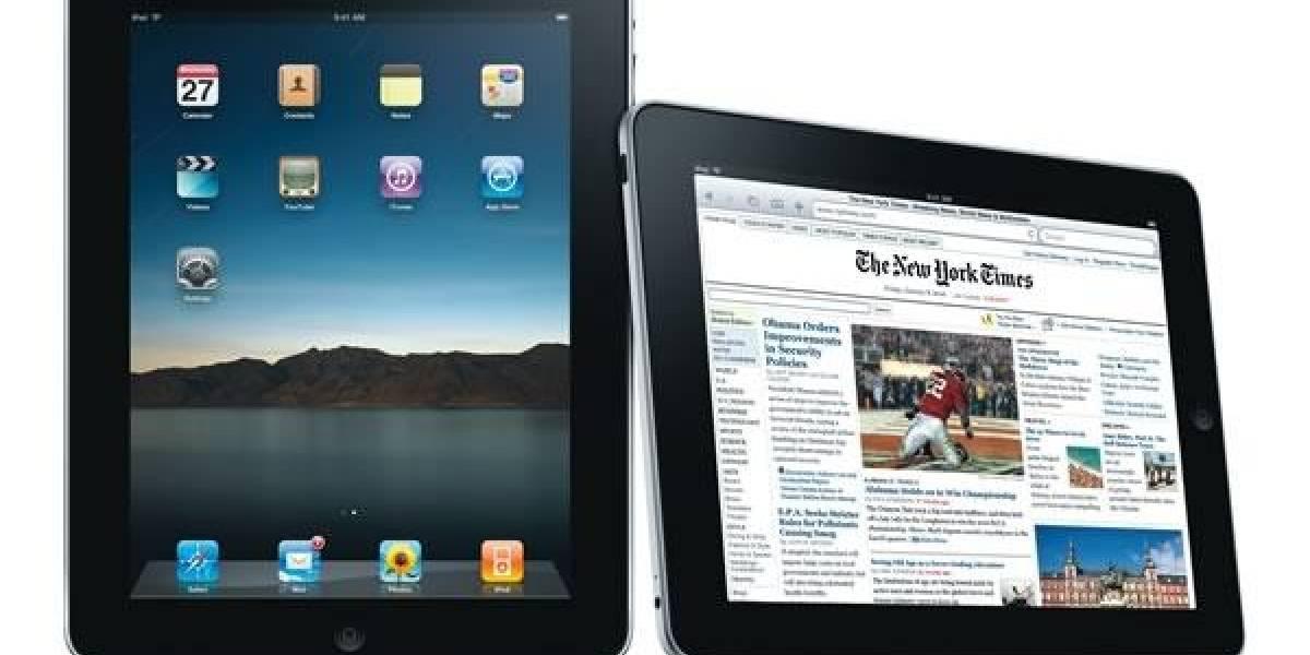 Apple vendió casi 15 millones de iPads en 2010