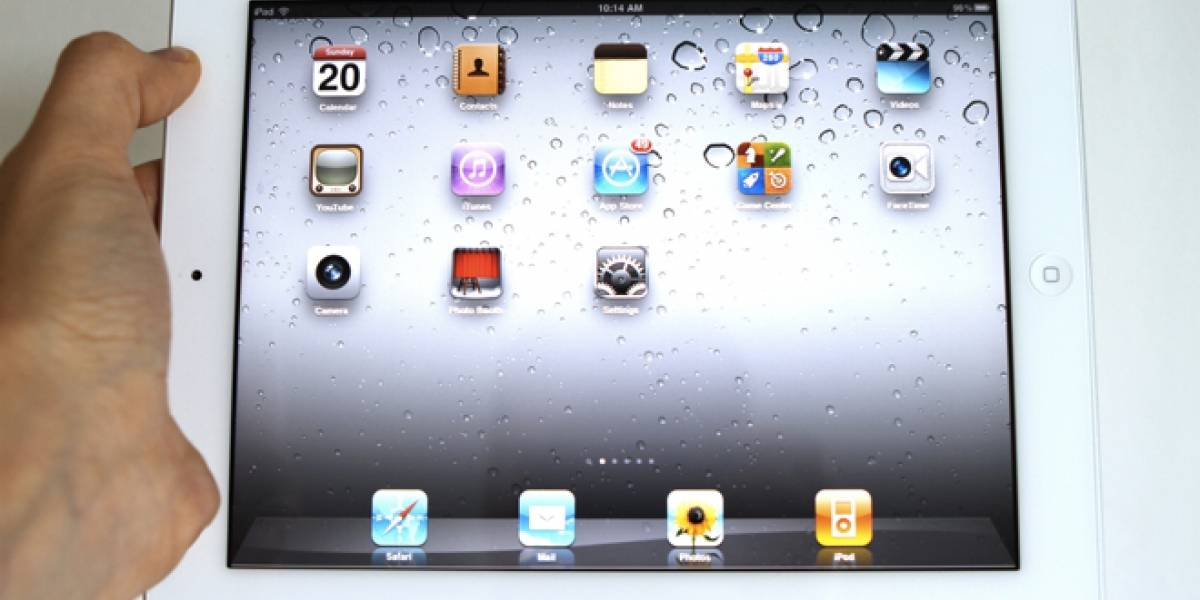 ¿Apple quiere que Samsung fabrique pantallas AMOLED para su iPad 3?