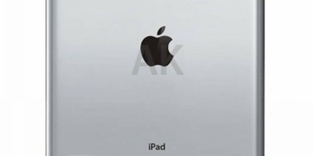 Se filtran fotografías del iPad 2