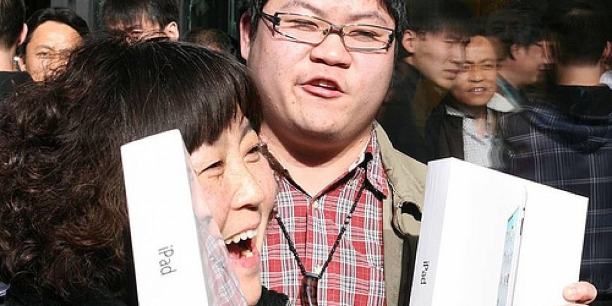 Detenidos en China por robar diseños del iPad 2