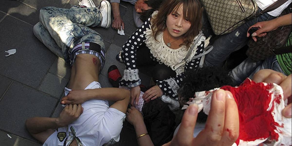 China: Lanzamiento de iPad 2 deja cuatro heridos