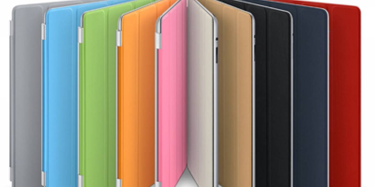 Smart Cover: Así es la funda del iPad 2