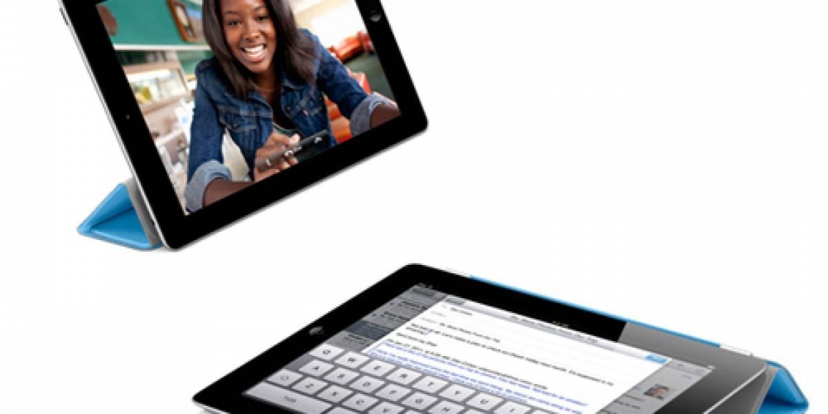 ¡Boom! iPad 2 en Chile desde el viernes