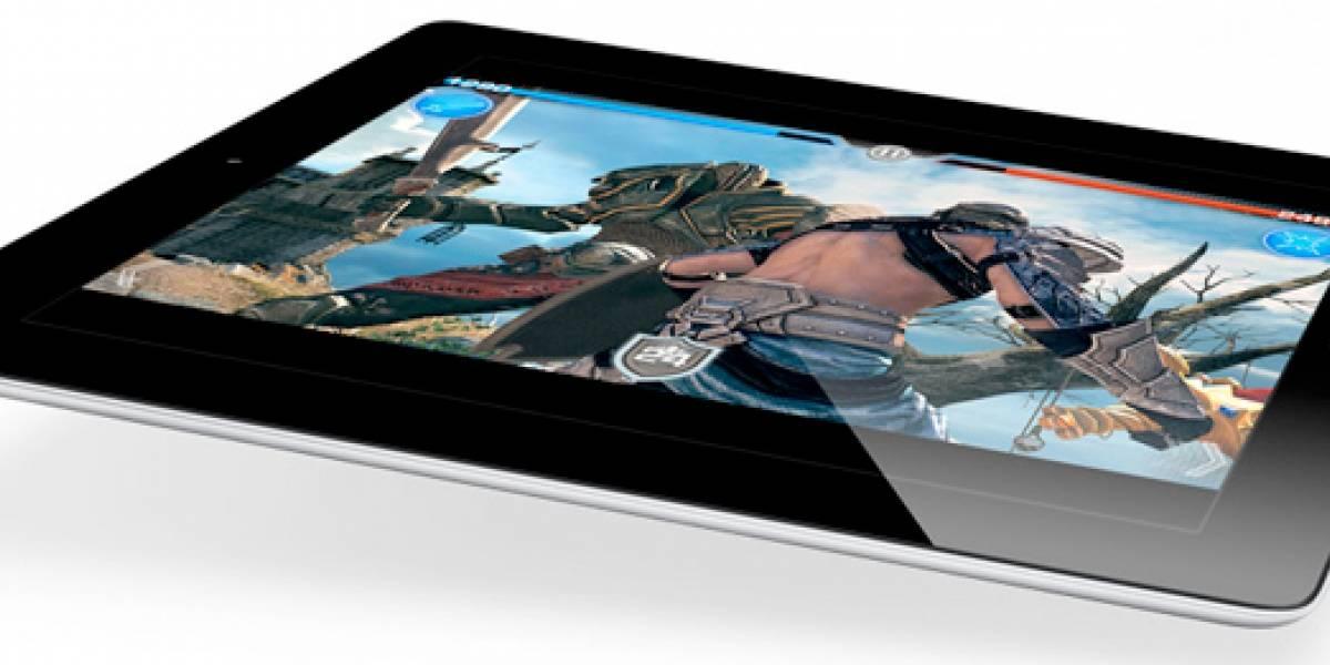 Apple sacaría un 'iPad 2 Plus' con mejor pantalla este año