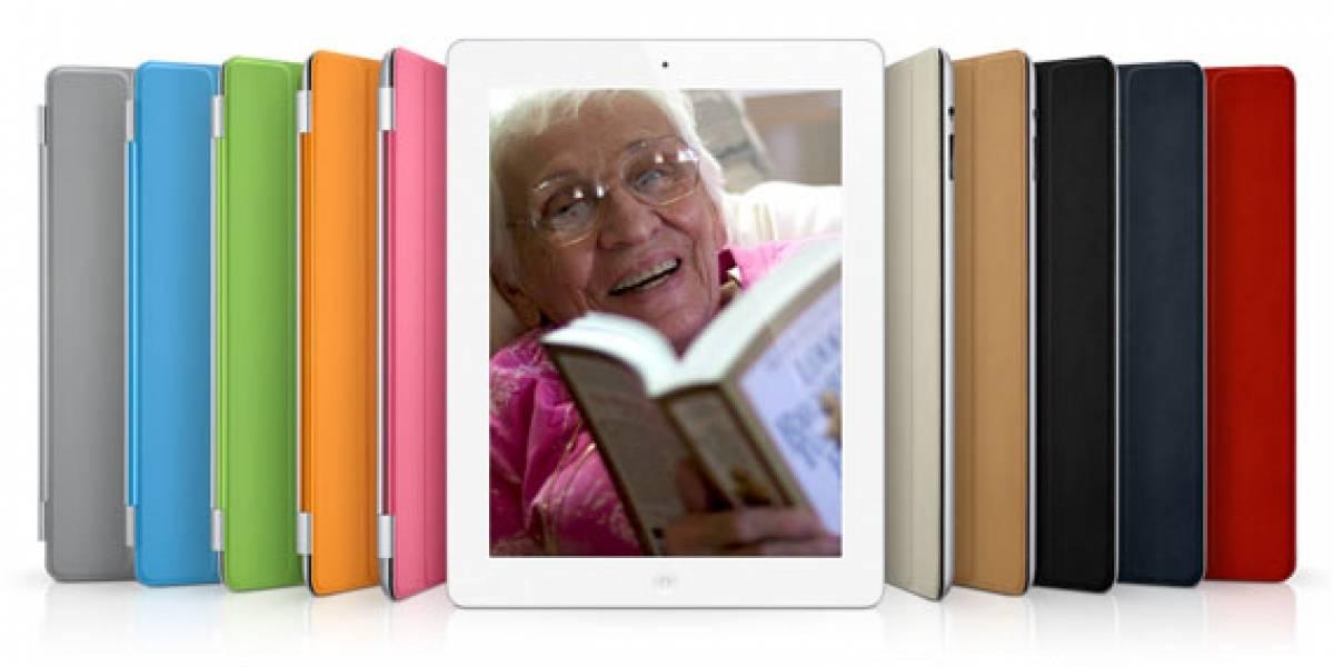 Opinión: iPad 2, la tableta de Apple sigue siendo para las madres
