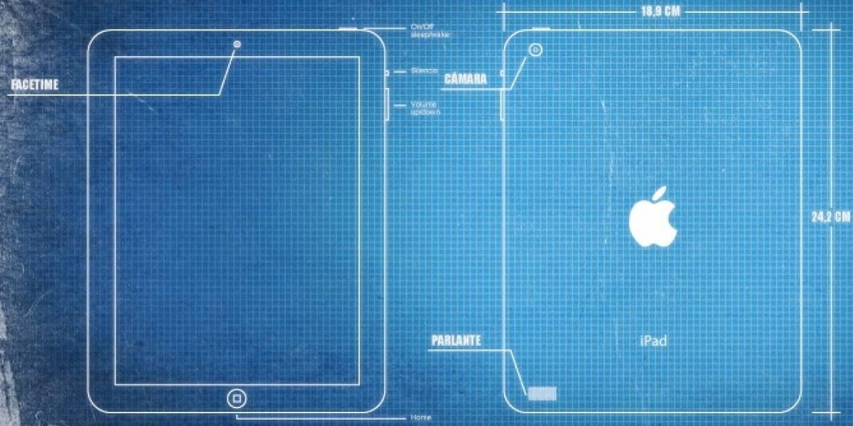 Apple anunciaría su nuevo iPad durante la primera semana de marzo
