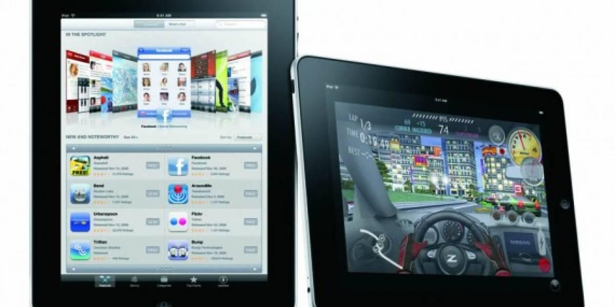 Chile: el iPad comenzó a venderse a medianoche