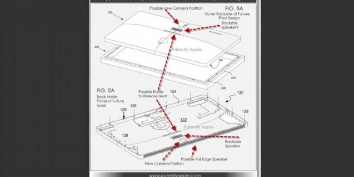 Más dibujos que apuntan cómo será el iPad 5
