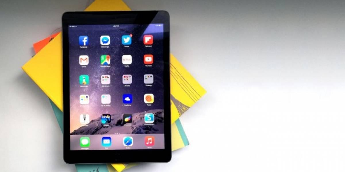 El próximo iPad podría incluir un puerto USB-C y sensor Force Touch