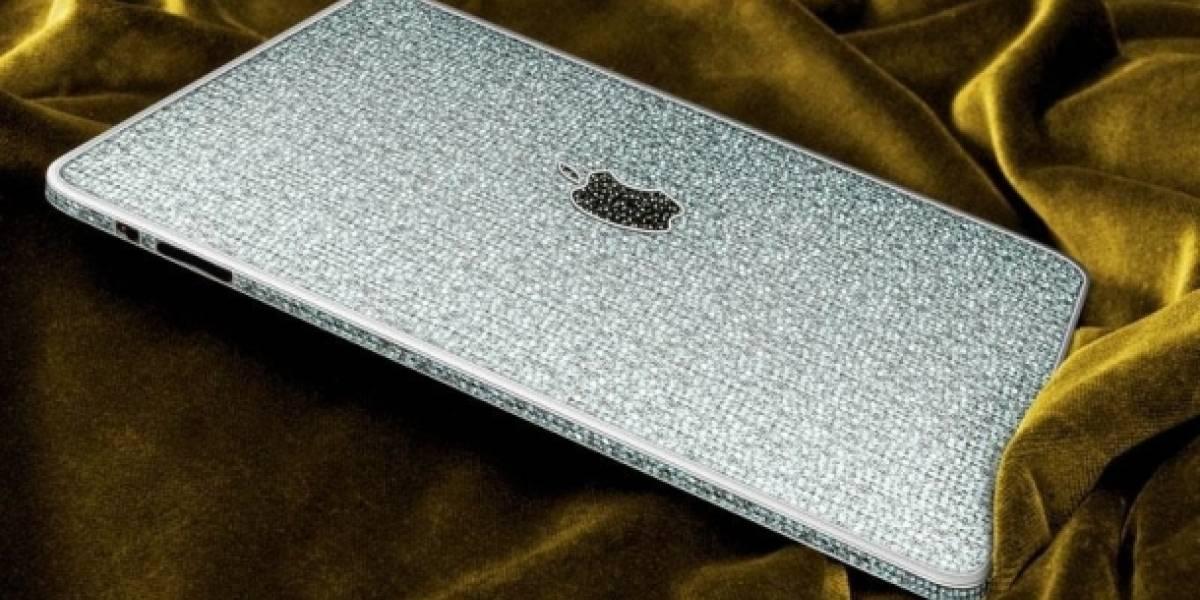 Fabrican un iPad de diamante que cuesta USD $1,2 millón