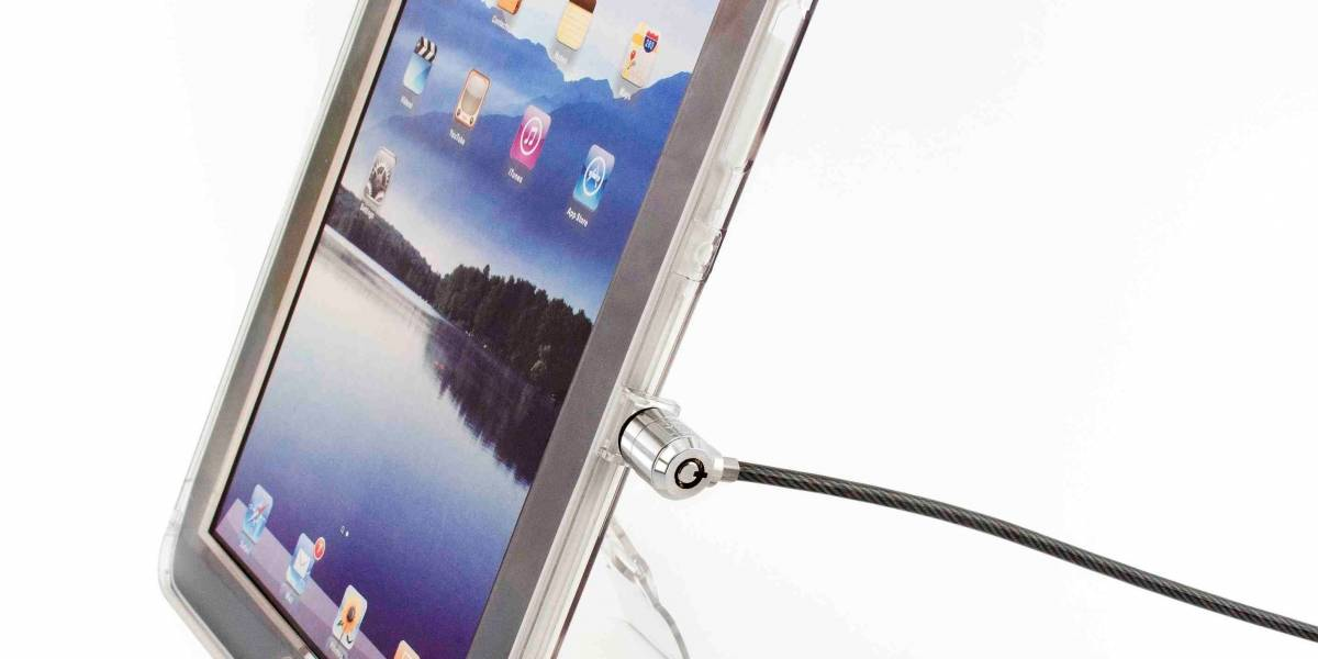 El cable de seguridad para el iPad ya es una realidad