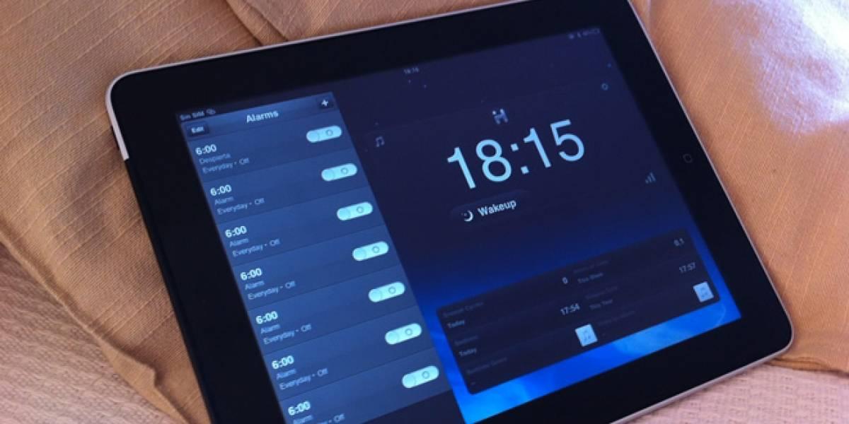 iHome+Sleep: La aplicación que va con tu velador [W Apps - iOS]
