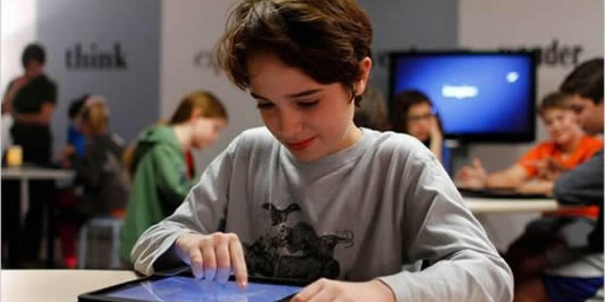 El iPad será un útil escolar obligatorio en colegio privado estadounidense