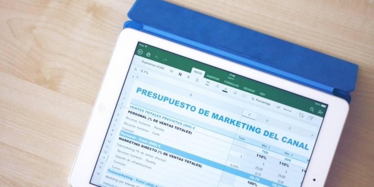 Office seguirá siendo gratuito en dispositivos móviles