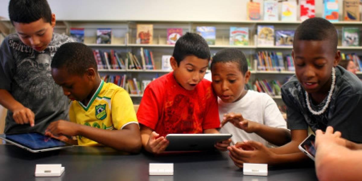 En EE.UU. puedes donar tu iPad, ayudar un programa educativo y reducir impuestos.
