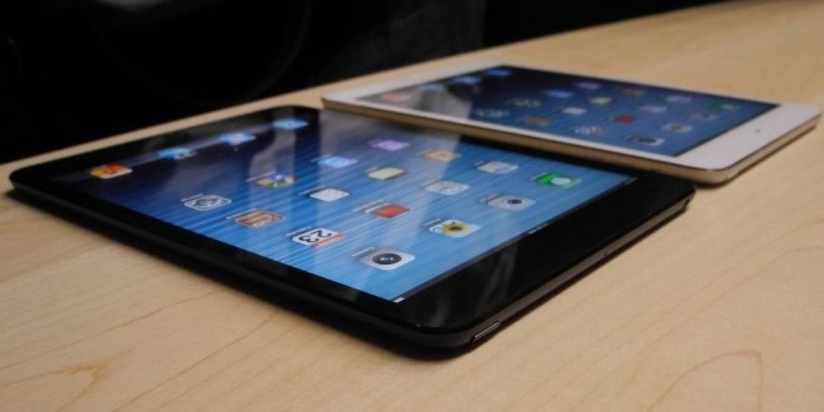 Samsung acusa al iPad mini de infringir sus patentes
