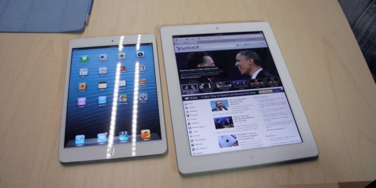 Apple ha dejado de vender el iPad mini de primera generación