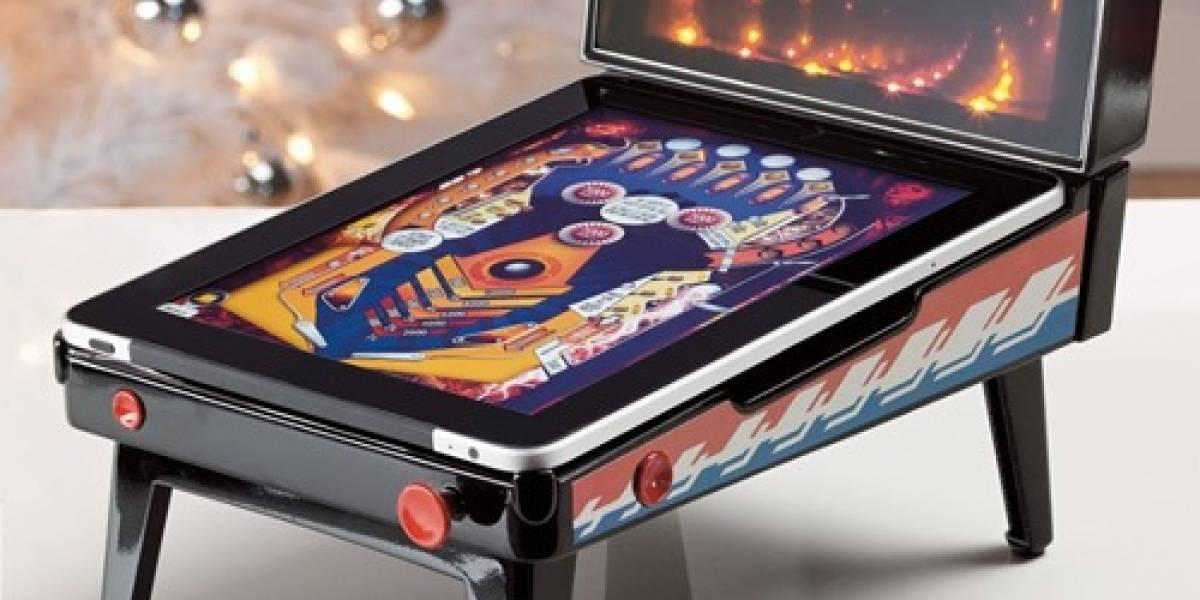 Ya puedes jugar pinball de verdad en el iPad y el iPhone
