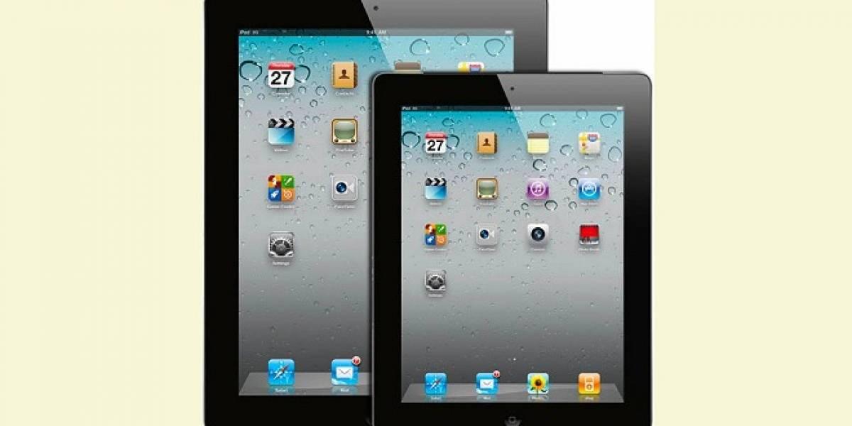 """Analista de Samsung dice que Apple pretende lanzar iPad de 7"""" en Q3 de 2012"""