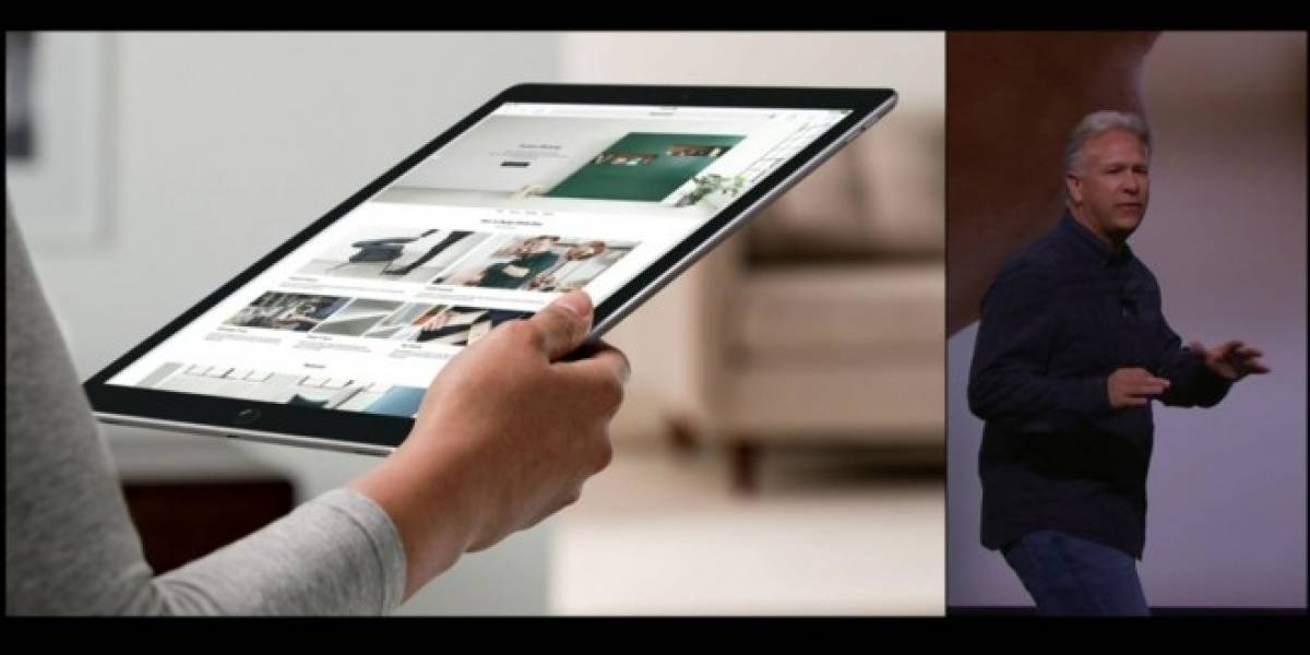 Apple anuncia el iPad Pro