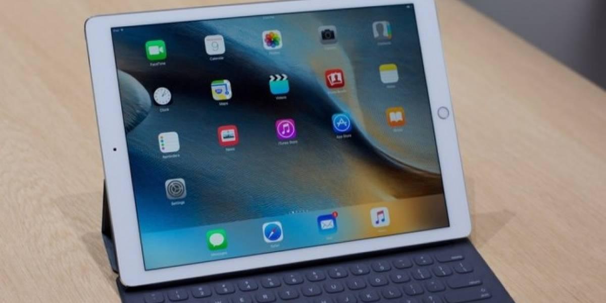 Así luce por dentro el iPad Pro de 9.7 pulgadas