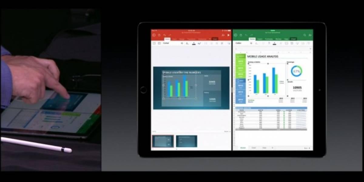 Office no sería gratuito en el iPad Pro