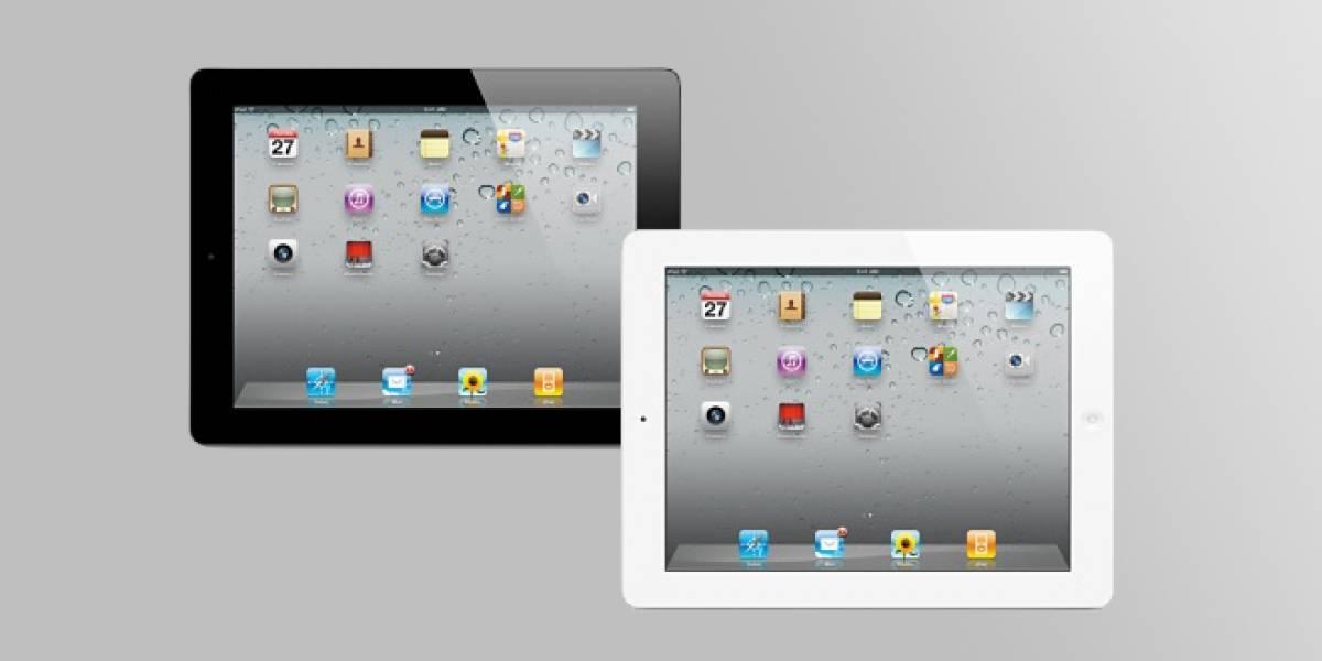 ¡iPads originales a USD$299! Calma: Son reparados