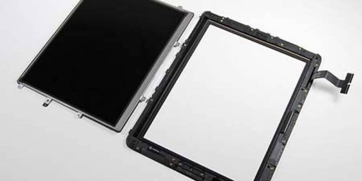 Apple compra el 60% del suministro mundial de pantallas táctiles