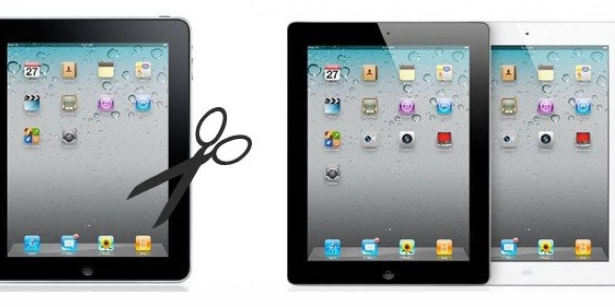 El iPad de primera generación bajó de precio: $2000 menos México y 100€  menos en España