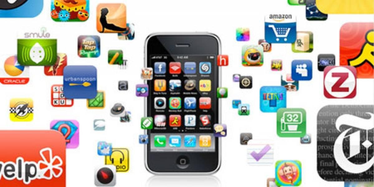 Descargas de aplicaciones móviles crecerían en un 700% hacia el 2014