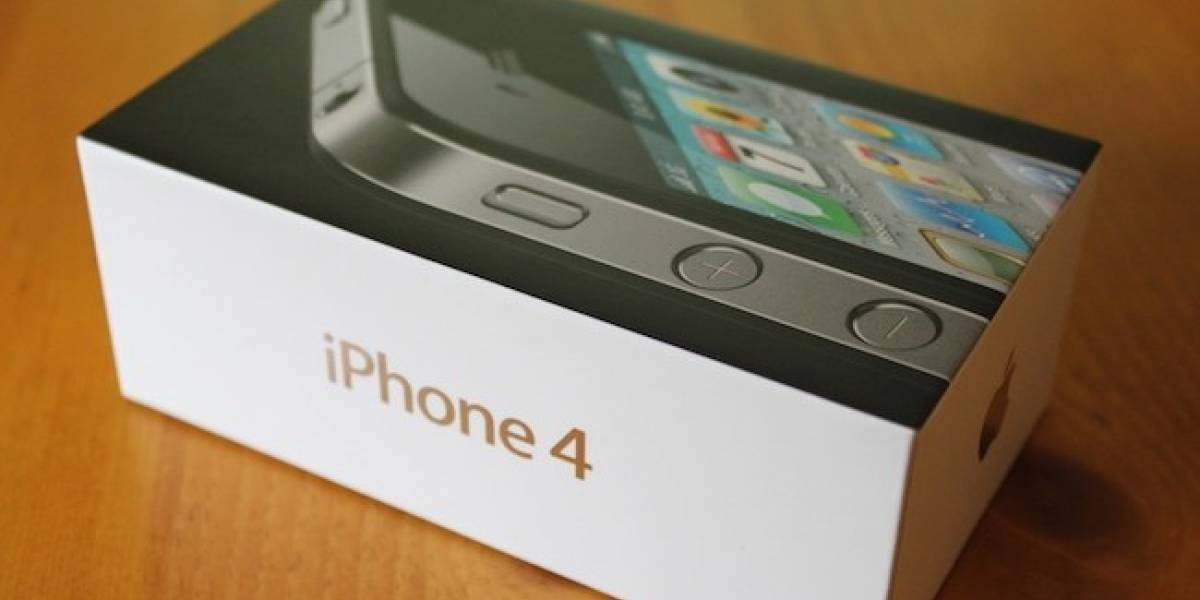 En Estados Unidos ya venden iPhone 4 desbloqueado de 16 y 32 Gb