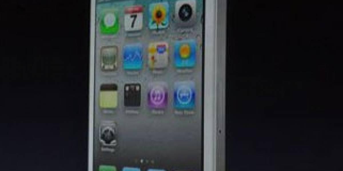 iPhone 4 blanco sí tendría impacto en ventas