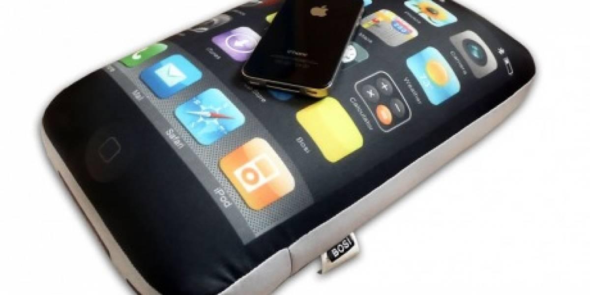 Esto si es un iPhone en modo descanso