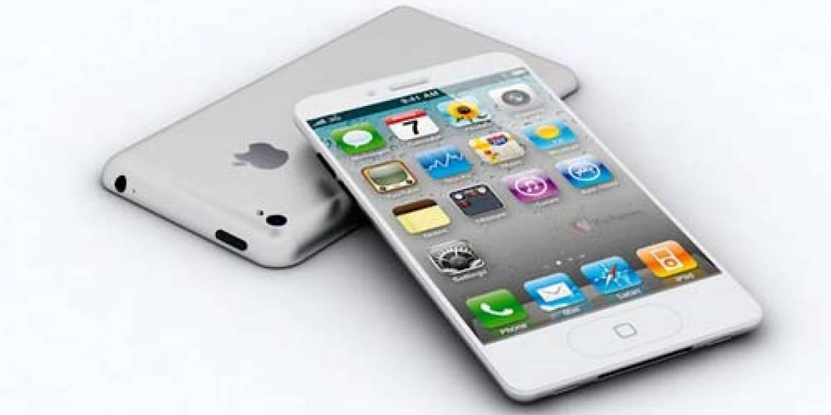 El iPhone 5 estaría en tiendas el 7 de octubre, comenzando preventa el 30 septiembre [Confirmado por el VP de la operadora AT&T]