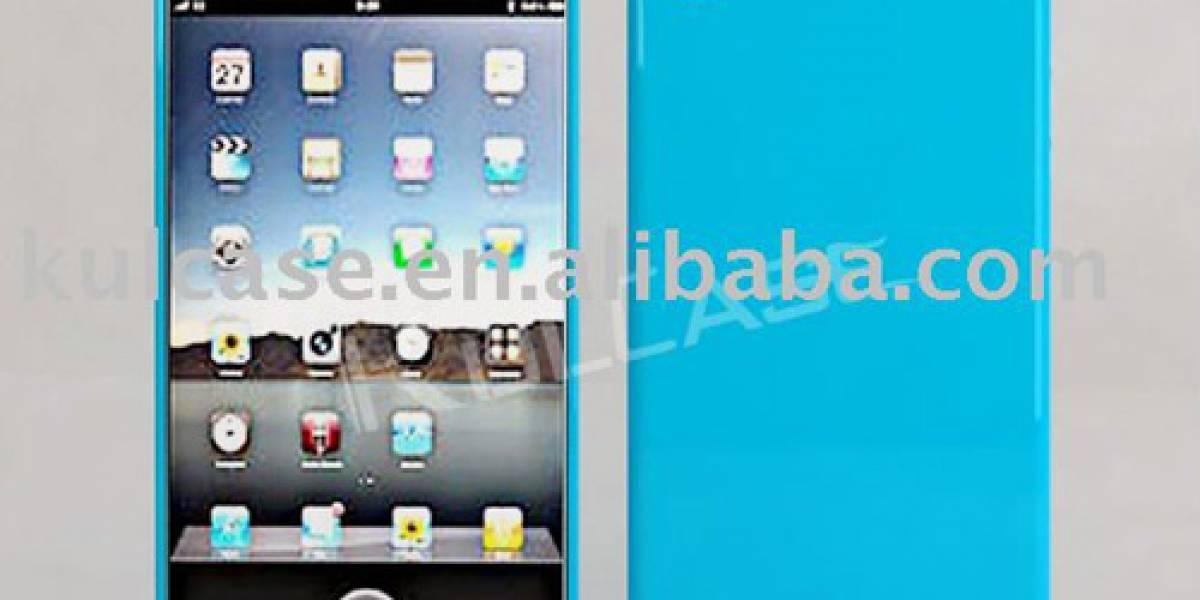 iPhone 5G: Pantalla mayor y flash reubicado
