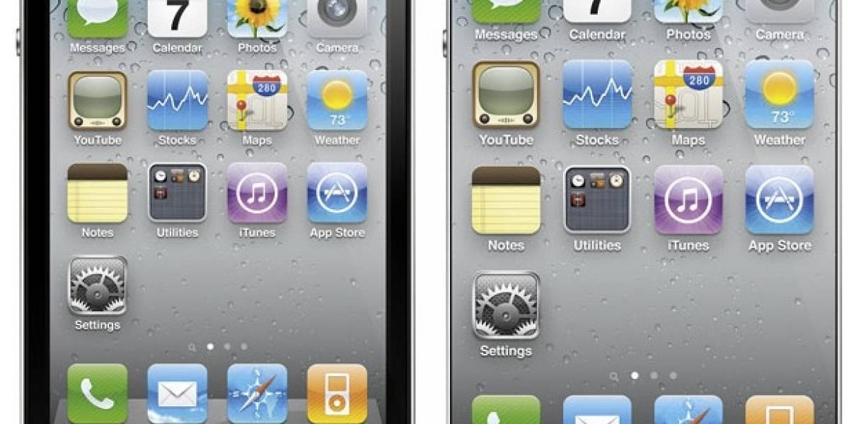 ¿Un iPhone 5 con 720p y pantalla de 4 pulgadas?