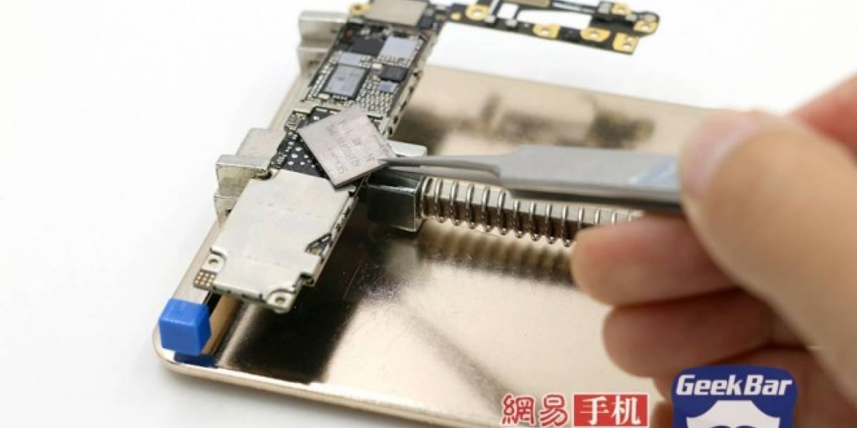 Chinos consiguen aumentar la capacidad del iPhone y iPad