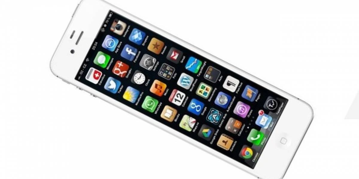 El iPhone 5 desbloqueado costará desde los US$ 649 por el modelo de 16 GB