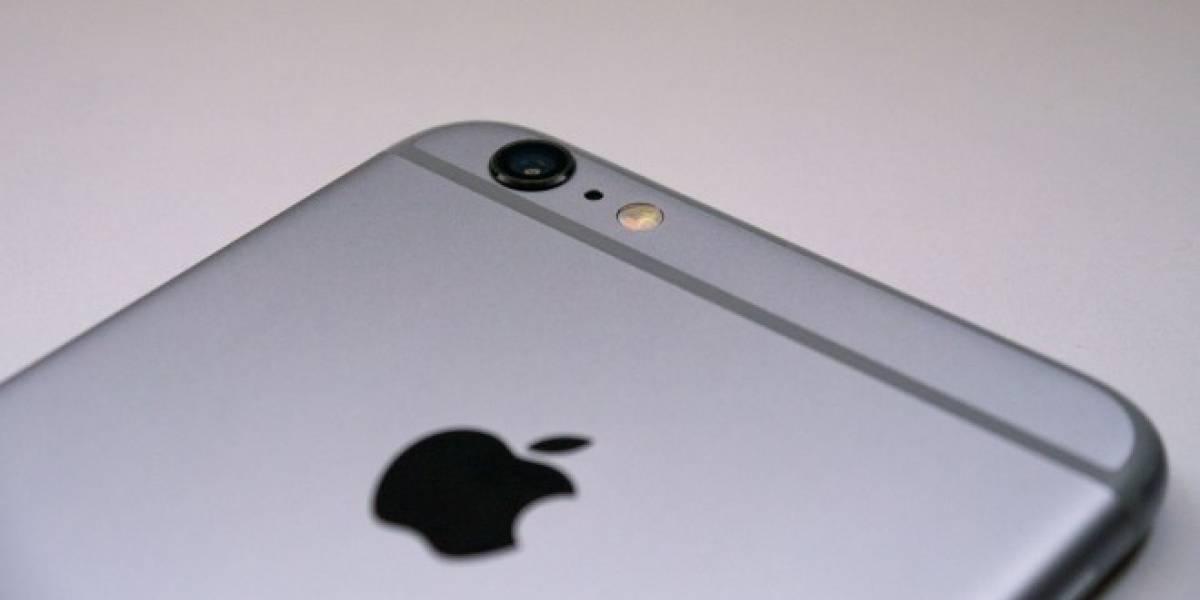 Apple patenta cámara de tres sensores para el iPhone