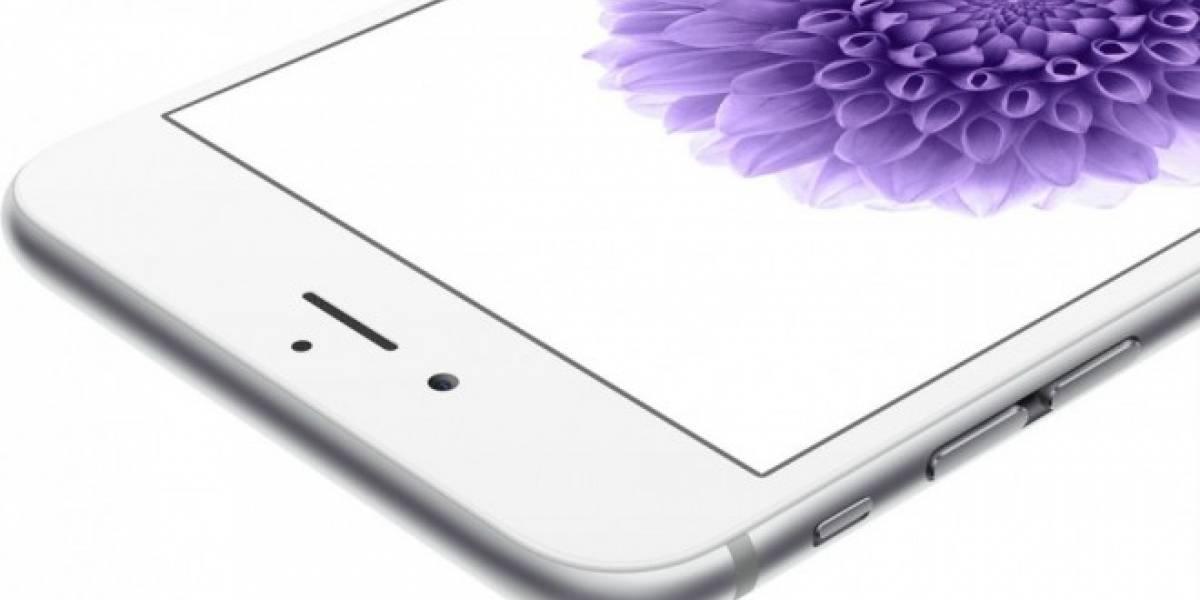 Se filtran supuestas fotografías de la pantalla del iPhone 6s
