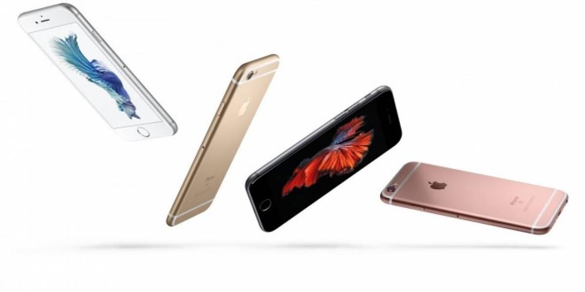 Los nuevos iPhone 6S vendrían con 2 GB de RAM