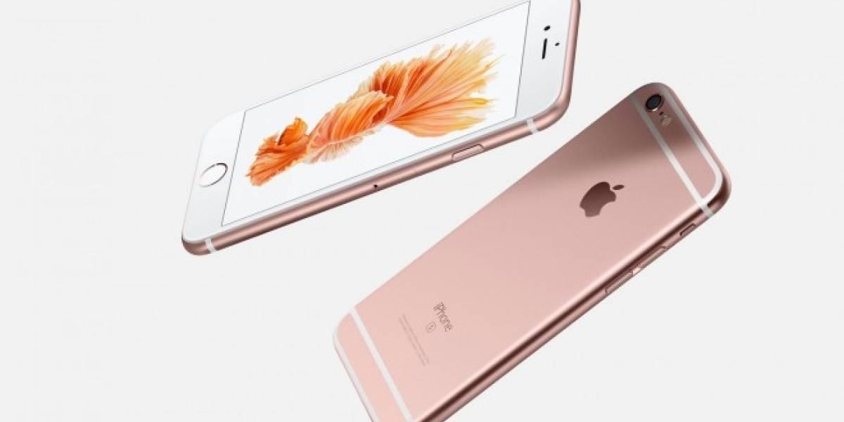 Estos son los precios del iPhone 6S y iPhone 6S Plus