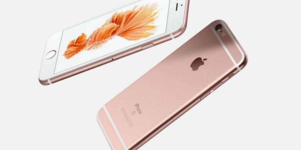 iPhone 7 luciría idéntico al iPhone 6s, pero con mejor cámara