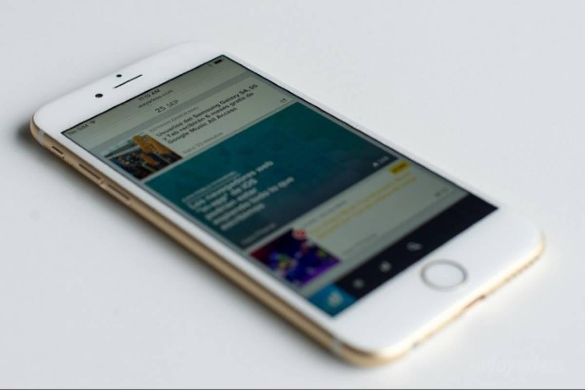 Se filtra la fecha de preventa y lanzamiento del iPhone 6s