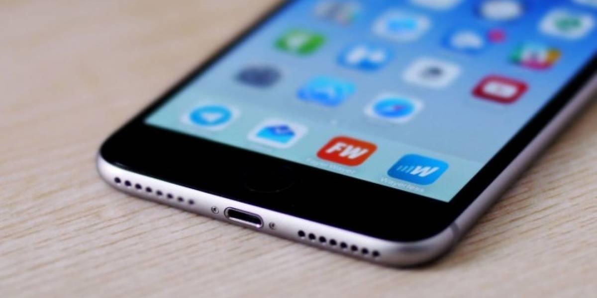 Este adaptador añade un puerto de audífonos al iPhone 7