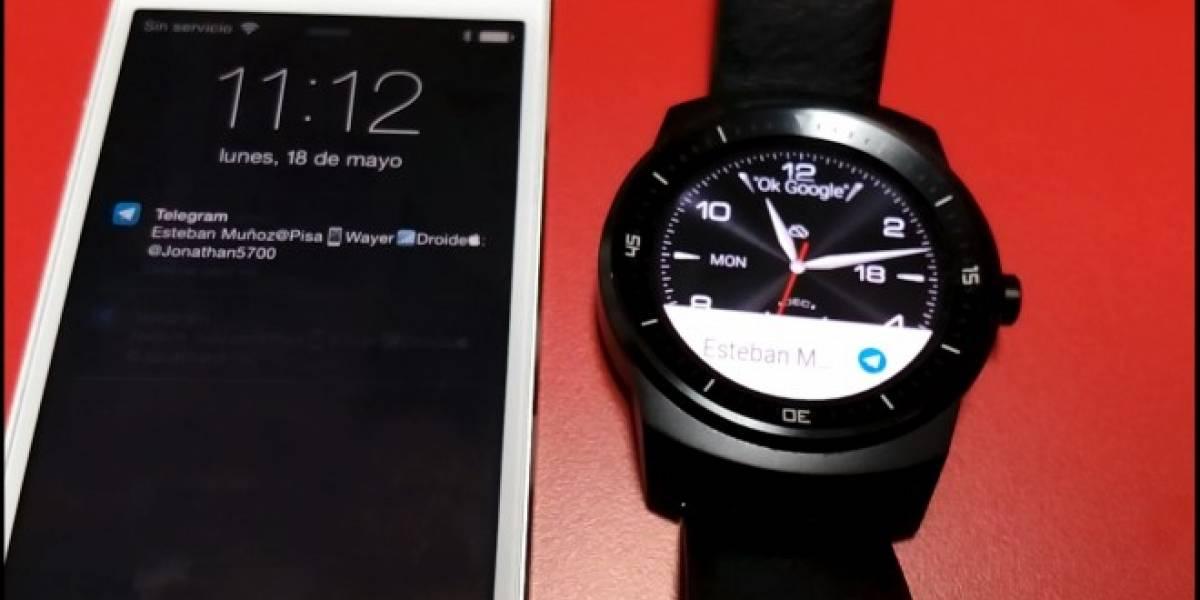 Ya es posible conectar tu reloj con Android Wear en un iPhone y te explicamos cómo hacerlo