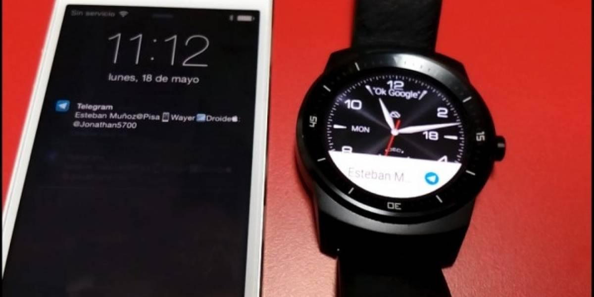 Dos fuentes aseguran que Android Wear llegará muy pronto a iOS