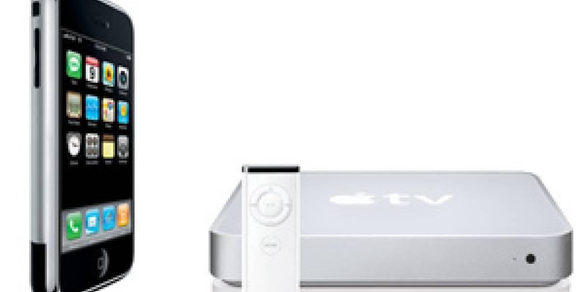 Futurología: iPhone 3G y Apple TV con pantalla LCD