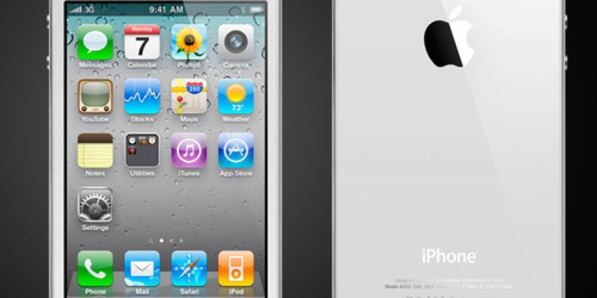 No hay segunda sin tercera: iPhone 4 blanco aplazado nuevamente